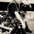 Portraits de bikers